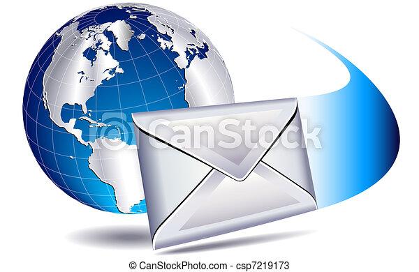 świat, opancerzanie, email - csp7219173