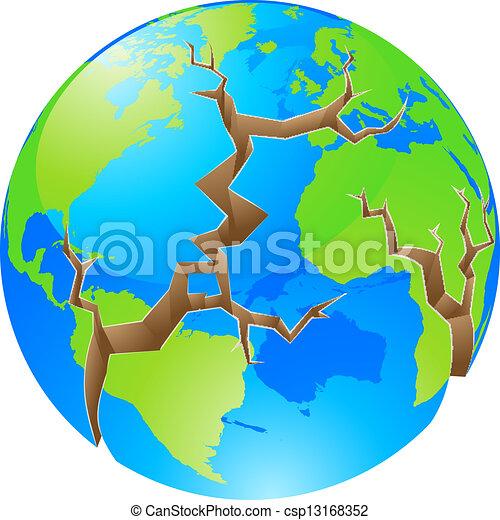 świat, pojęcie, kryzys - csp13168352