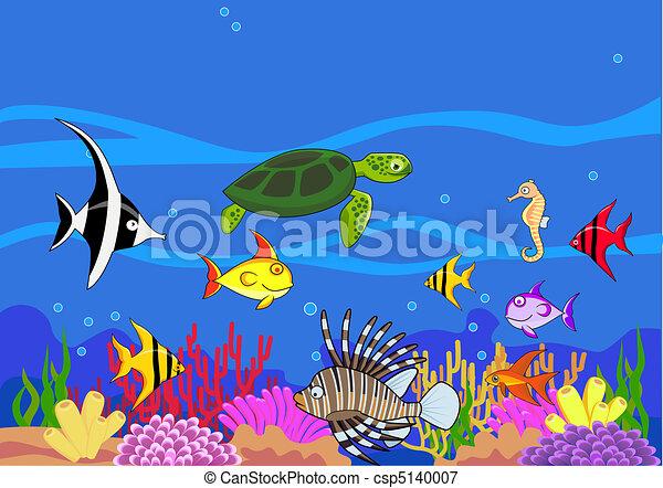 życie, morze - csp5140007