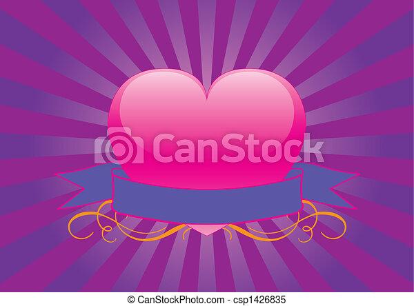 01, valentine dzień - csp1426835