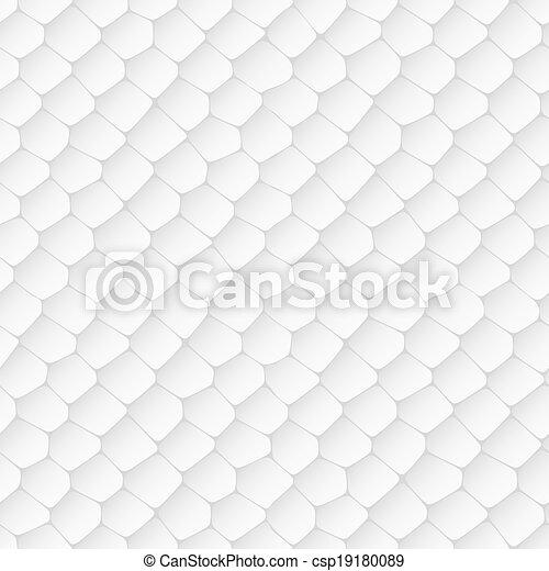 abstrakcyjny, biały, seamless, struktura - csp19180089