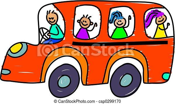 autobus, szkoła - csp0299170