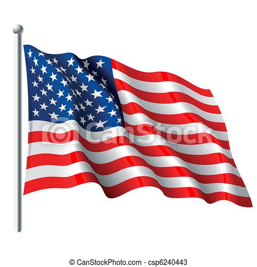 bandera, usa - csp6240443