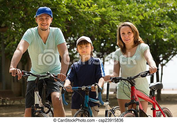 bicycles, para, syn - csp23915836