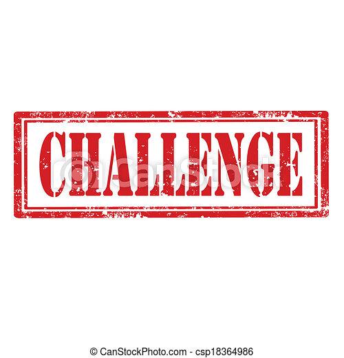 challenge-stamp - csp18364986