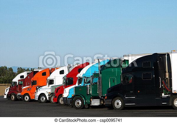 ciężarówki - csp0095741