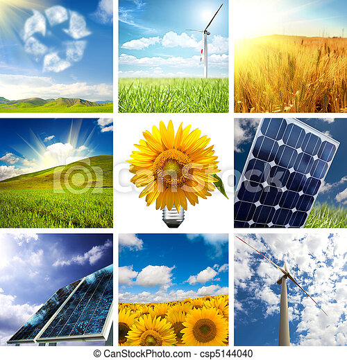 collage, nowy, energia - csp5144040