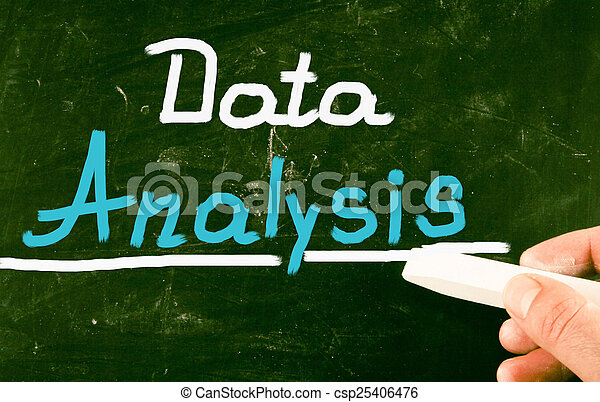 dane, analiza - csp25406476