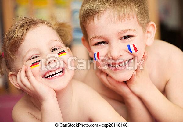 dzieci, europejczyk - csp26148166