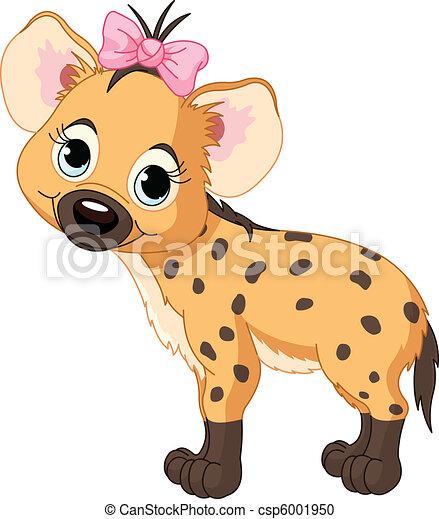 dziewczyna niemowlęcia, hiena, reputacja - csp6001950