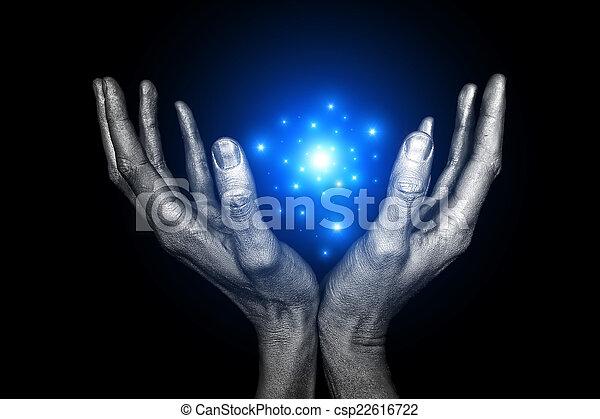energia, magiczny - csp22616722