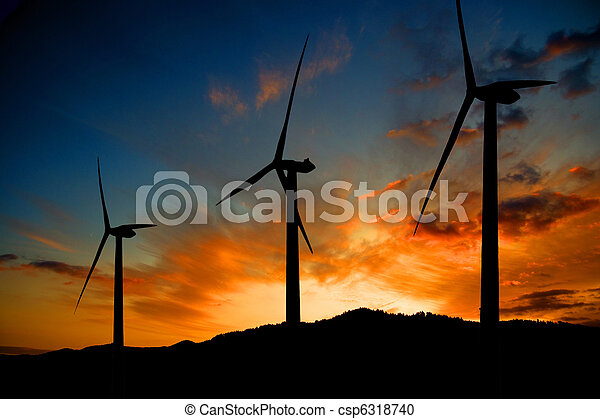 energia, wiatr - csp6318740