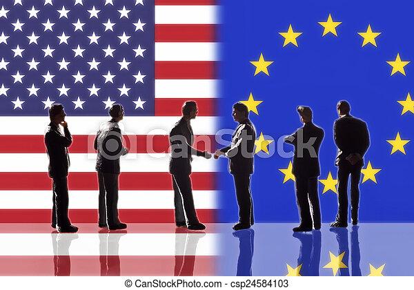 europa, opowiadania, usa, między - csp24584103