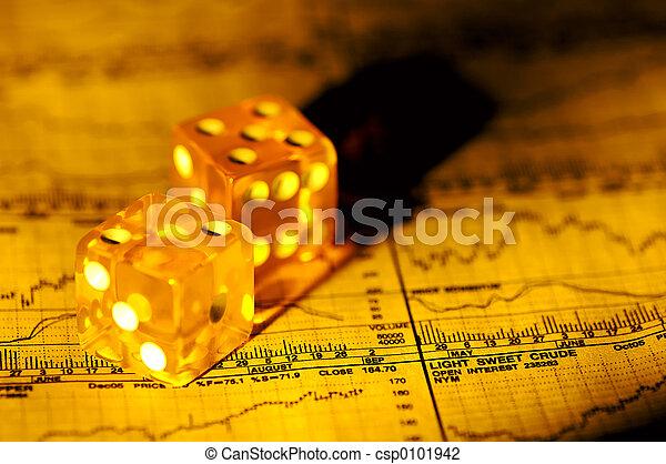finansowe ryzyko - csp0101942