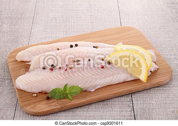 fish, surowy - csp9301611