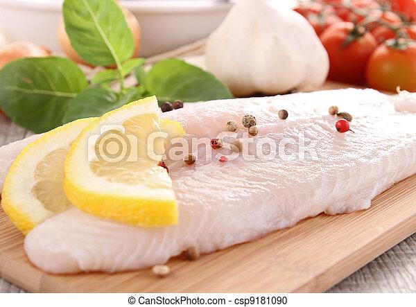 fish, surowy - csp9181090