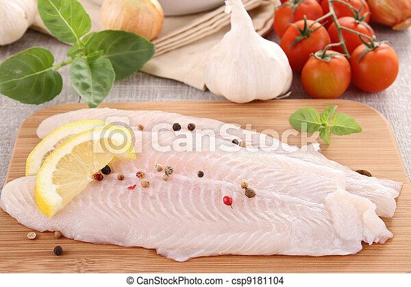 fish, surowy - csp9181104