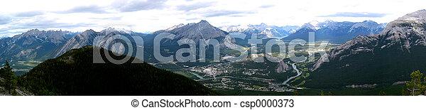 góra, 3, panoramiczny - csp0000373