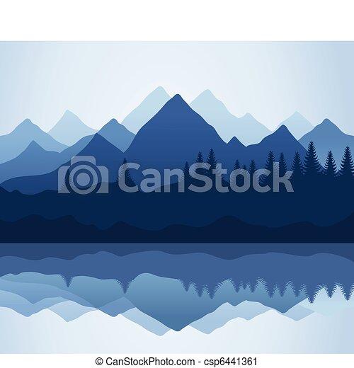 góra - csp6441361