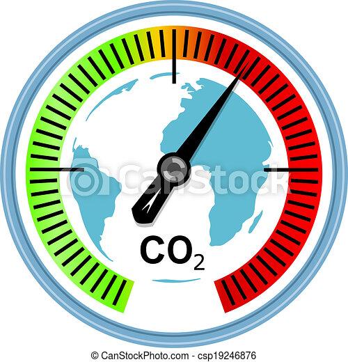 globalny, klimat, pojęcie, ocieplać, zmiana - csp19246876