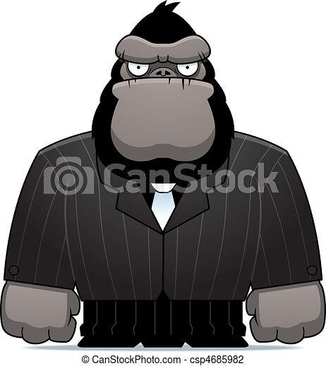 goryl, garnitur - csp4685982