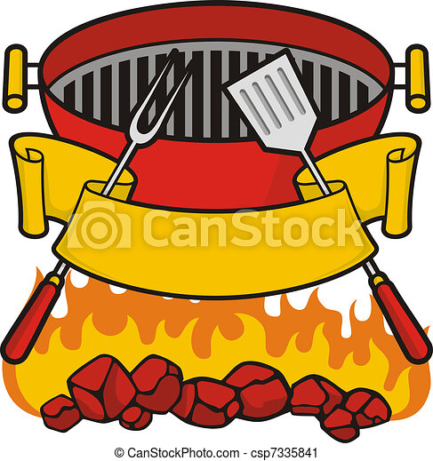 grill, barbeque - csp7335841