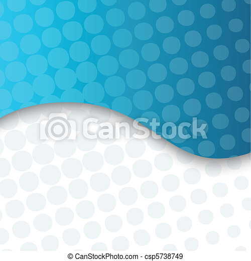 handlowy, szablon - csp5738749