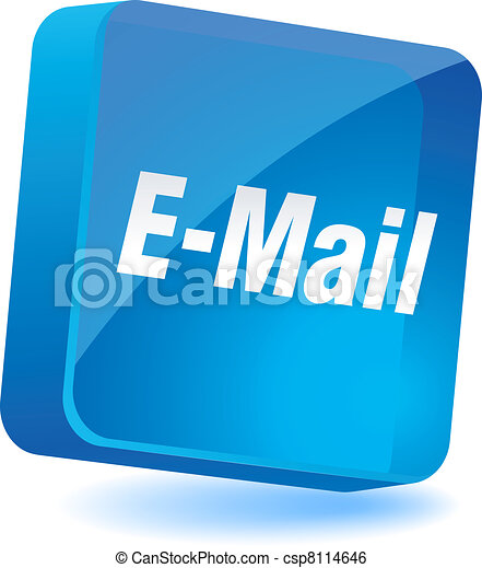 icon., e-poczta - csp8114646