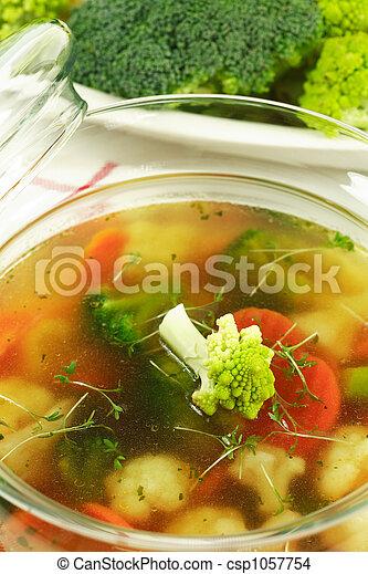 jadło, roślina, -, zdrowy - csp1057754