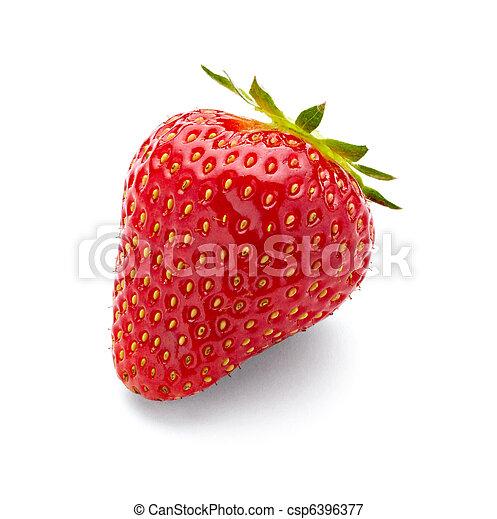jadło, truskawka, owoc - csp6396377