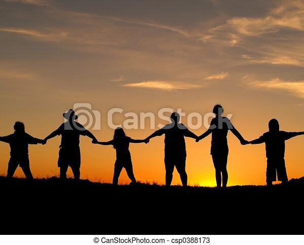 jedność, siła - csp0388173