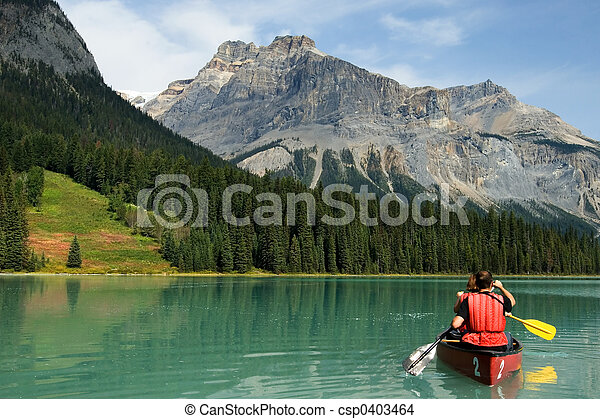 jezioro, szmaragd - csp0403464