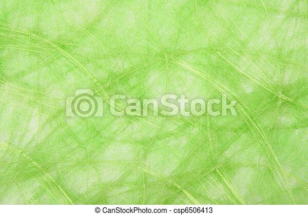 kasownik, sizal, tło, zielony - csp6506413