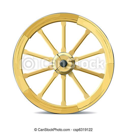 koło, wóz - csp6319122