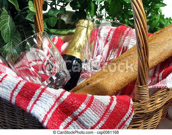 kosz, piknik - csp0061168