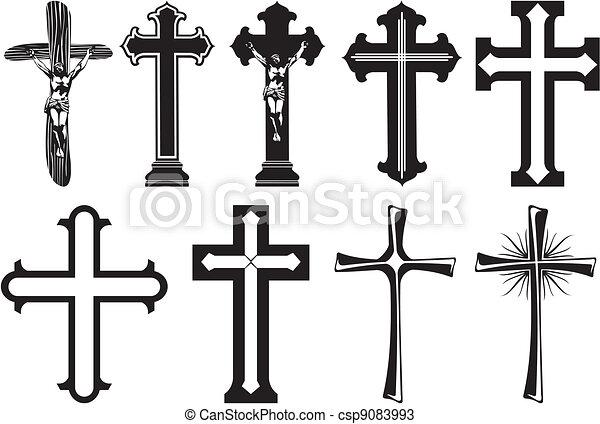 krzyż - csp9083993