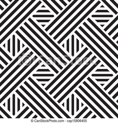 kwadraty, próbka, wektor, seamless, ilustracja - csp15806455