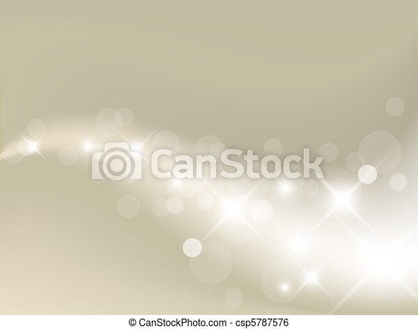 lekki, tło, srebro, abstrakcyjny - csp5787576