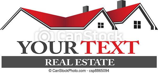 logo, nieruchomość - csp8865094