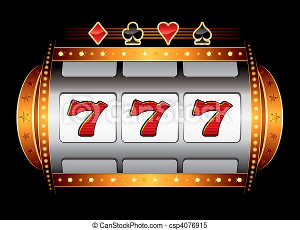 maszyna, kasyno - csp4076915