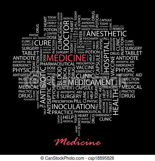 medycyna - csp18895826
