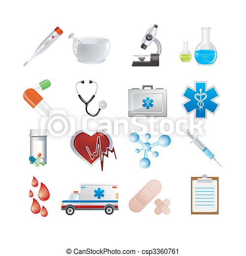 medycyna - csp3360761