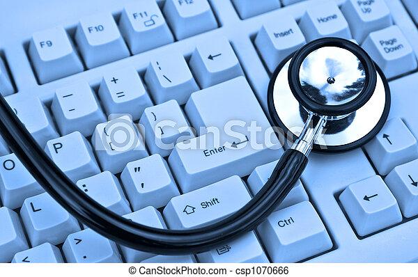 medyczna technologia - csp1070666