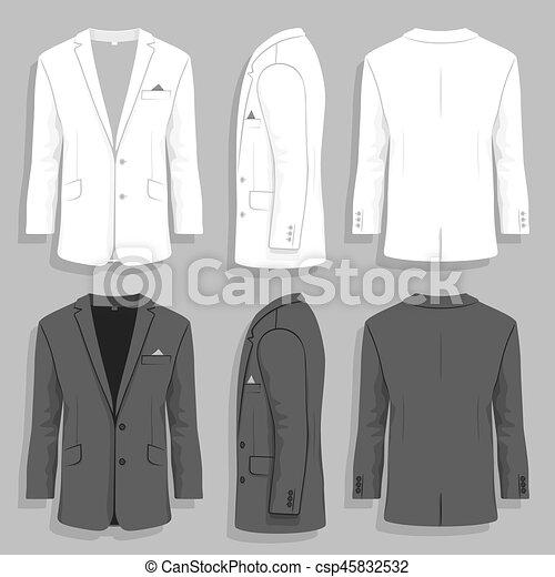 menu, garnitur - csp45832532