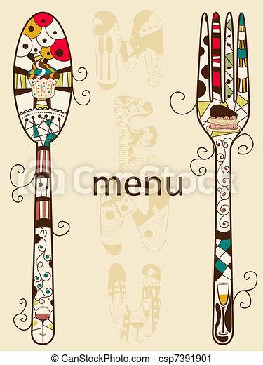 menu - csp7391901