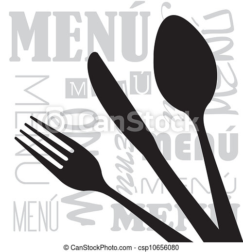 menu, wektor - csp10656080