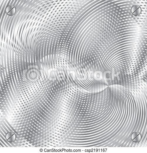 metal, tło, struktura - csp2191167