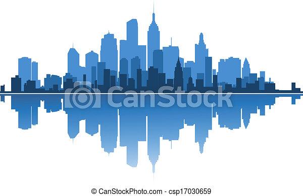 miejski, architektura - csp17030659