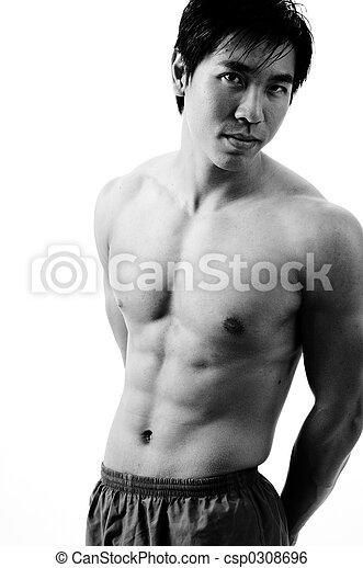 muskularny - csp0308696