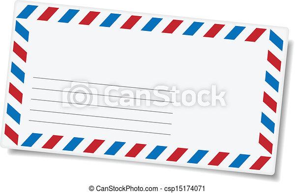 opancerzanie, koperta, czysty - csp15174071